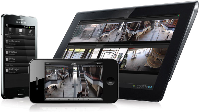XProtect Video Surveillance